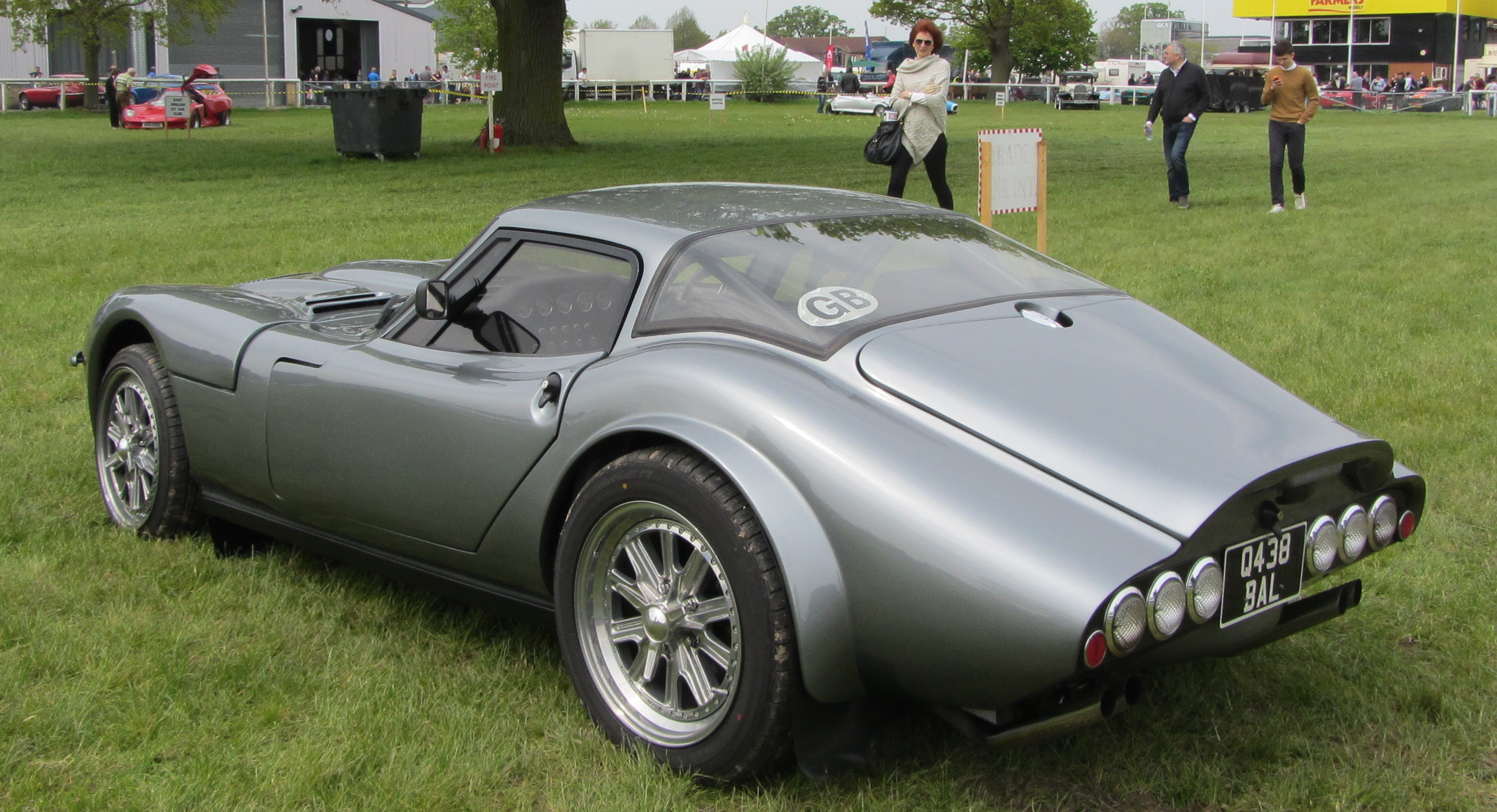 Stoneleigh Kit Car Show 2014