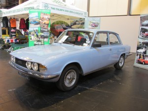 Triumph 2000, but only 2 door!