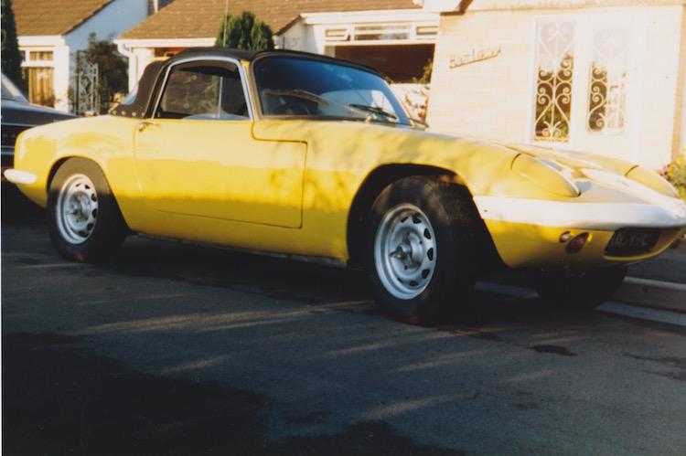 Lotus Elan S3 SE DHC